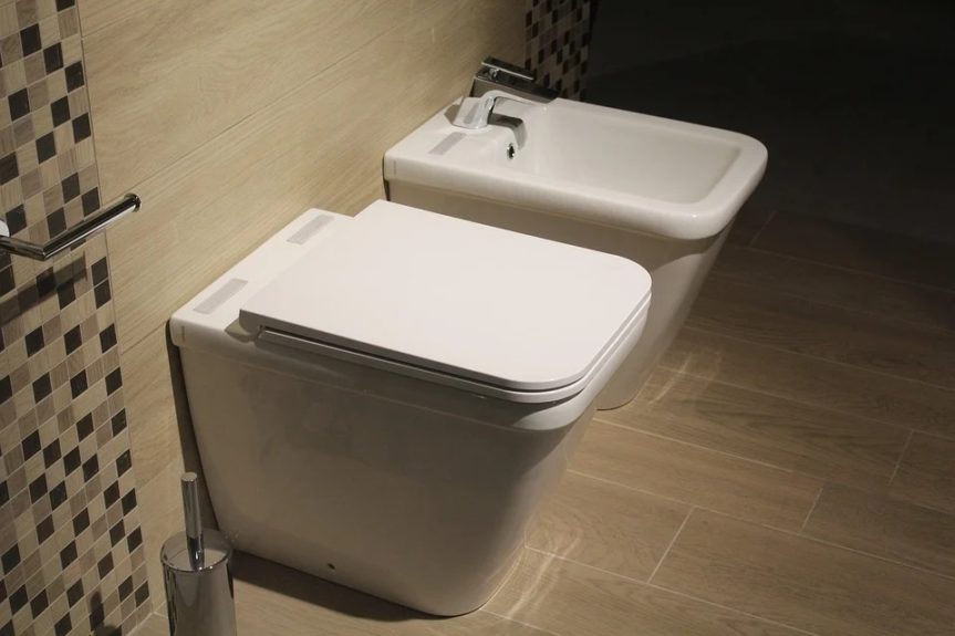 BIDET alternative zu Toilettenpapier